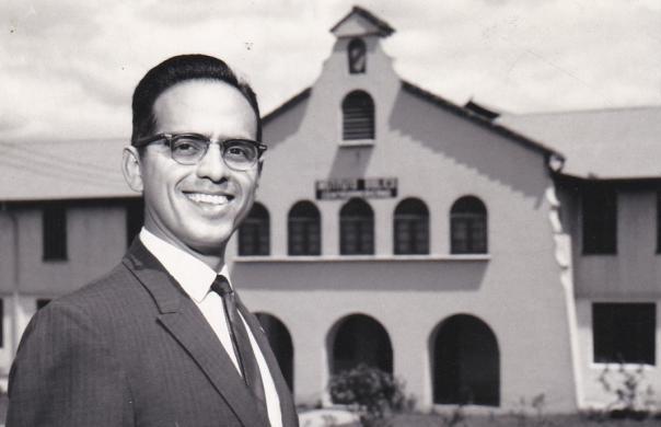 Emilio A  Núñez Scholarship (SETECA) - Camino Global